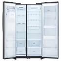 LG Appliances Side by Side Refrigerators- LG ENERGY STAR® 26 cu. ft. Side by Side Refrigerator with Door-In-Door®