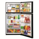 LG Appliances Top-Freezer Refrigerator 24 cu. ft. Top Freezer Refrigerator with Built-In Ice Maker