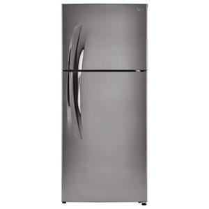 LG Appliances Top-Freezer Refrigerator 16 cu. ft. Top Mount Refrigerator