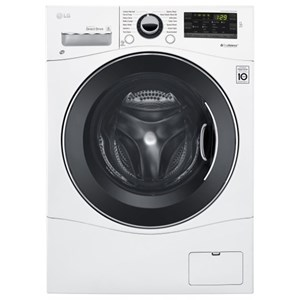 LG Appliances Washers 2.3 Cu.Ft. Compact Front Load Washer