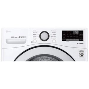 LG Appliances Washers 4.5 cu. ft. Smart Front Load Washer