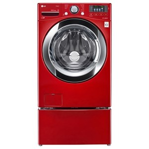 LG Appliances Washers 4.5 cu. ft. Ultra Large Capacity Washer