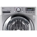 LG Appliances Washers 4.5 cu. ft. Ultra Large Capacity Washer with Steam Technology