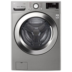 4.5 cu. ft.  Smart Front Load Washer