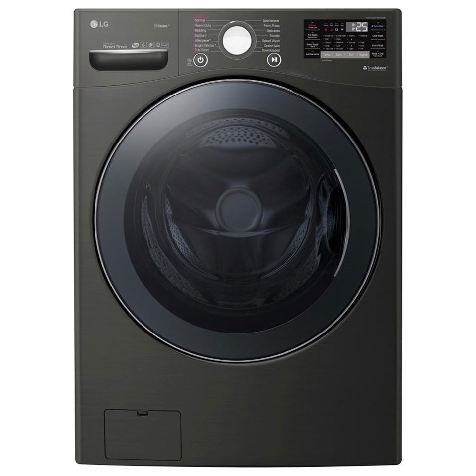 4.5 Cu. Ft. Smart Front-Load Washer