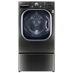 LG Appliances Washers 4.5 cu. ft. TurboWash® Washer