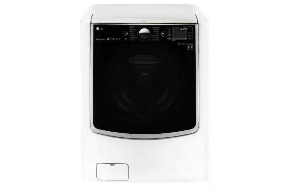 LG Appliances Washers 5.2 Cu. Ft. TurboWash® Washer - Item Number: WM9000HWA
