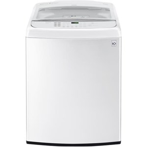 LG Appliances Washers 5.0 Cu.Ft. Front Control Top Load Washer