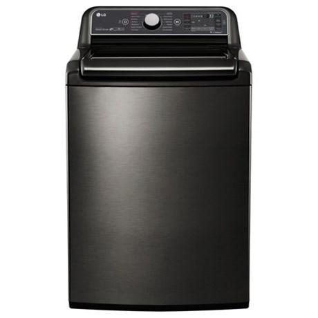 LG Appliances Washers 5.2 Cu. Ft. Mega Capacity Top Load Washer - Item Number: WT7600HKA