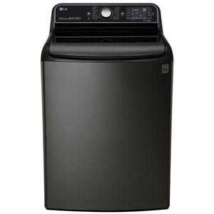 5.7 Cu. Ft. Mega Capacity Top Load Washer with TurboWash® Technology