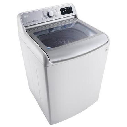 LG Appliances Washers 5.7 Cu. Ft. TurboWash® Washer - Item Number: WT7700HWA