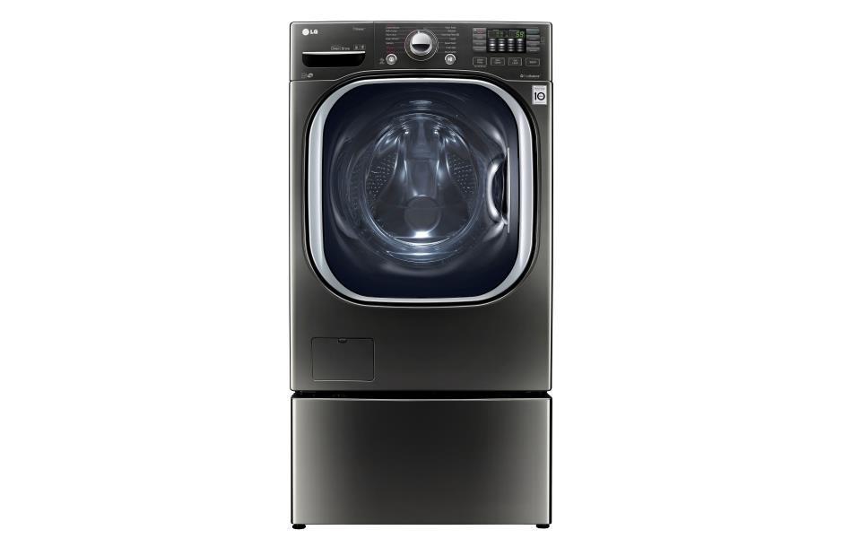 4.5 Cu. Ft. Large Capacity TurboWash Washer
