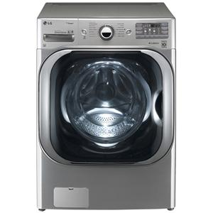 LG Appliances Washers 5.1 Cu. Ft. Front-Load Washer
