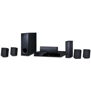 LG Electronics Home Theater 5.1 Channel Home Theater System