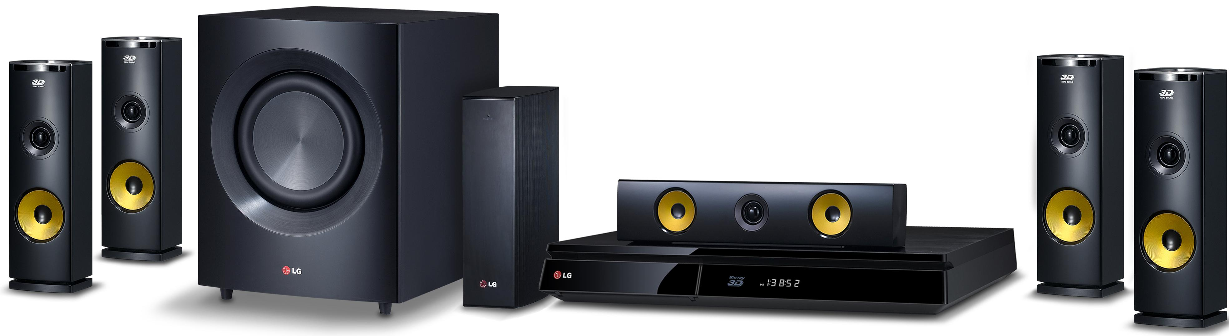 LG Electronics Home Theater 9.1 Channel Home Theater System - Item Number: BH9230BW