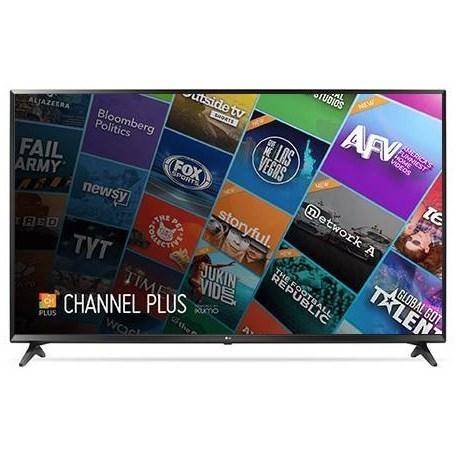 LG Electronics LG 4K Ultra HD - 2017 4K UHD HDR Smart LED TV - Item Number: 49UJ6300