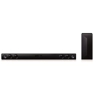 LG Electronics LG Home Audio 2.1ch 300W Bluetooth® Sound Bar