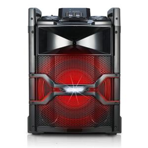 LG Electronics LG Home Audio 400W X-Boom Cube Speaker System