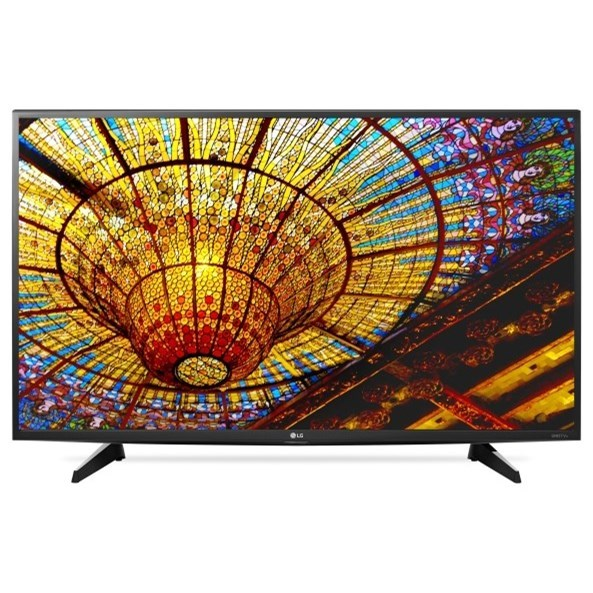 "LG Electronics LG LED 2016 4K UHD Smart LED TV - 43"" Class - Item Number: 43UH6100"