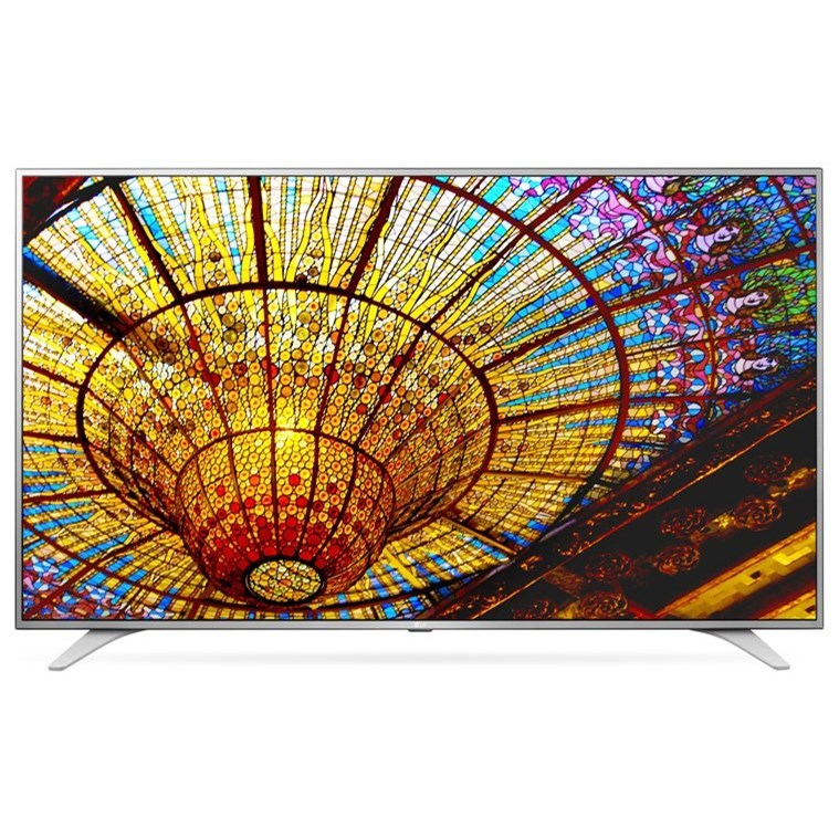 "LG Electronics LG LED 2016 4K UHD Smart LED TV - 43"" - Item Number: 43UH6500"