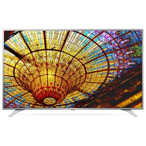 LG Electronics LG LED 2016 4K UHD Smart LED TV - 43""