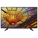 "LG Electronics LG LED 2016 4K UHD Smart LED TV - 49"" Class - Item Number: 49UH6100"