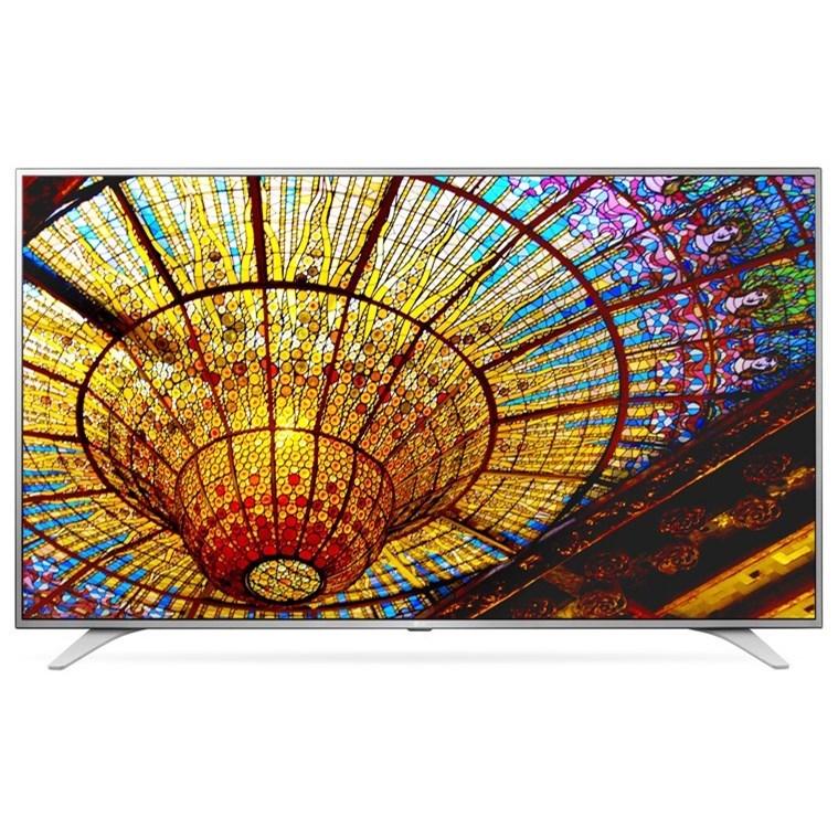 "LG Electronics LG LED 2016 4K UHD Smart LED TV - 49"" - Item Number: 49UH6500"