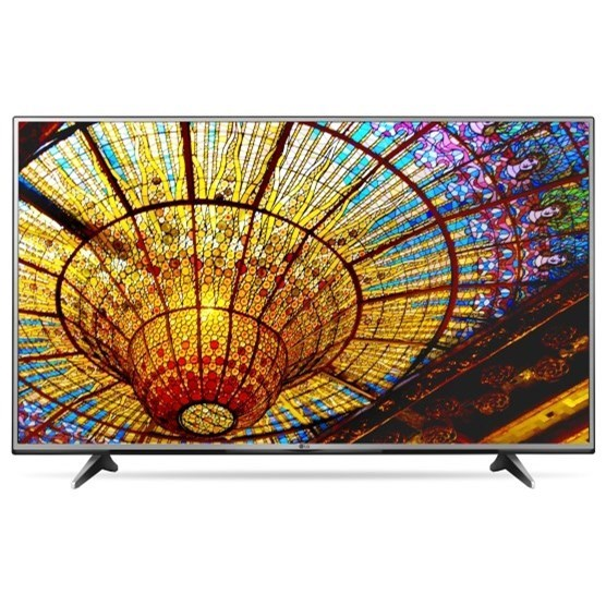 "LG Electronics LG LED 2016 4K UHD Smart LED TV - 55"" Class - Item Number: 55UH6150"