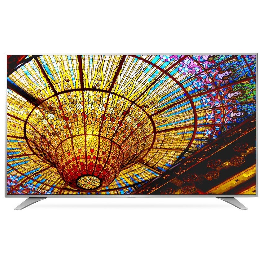 "LG Electronics LG LED 2016 4K UHD Smart LED TV - 55"" - Item Number: 55UH6550"