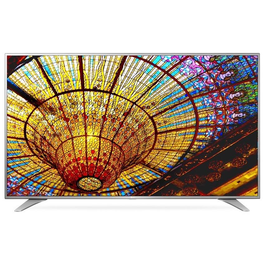 """LG Electronics LG LED 2016 4K UHD HDR Smart LED TV - 75"""" Class - Item Number: 75UH6550"""