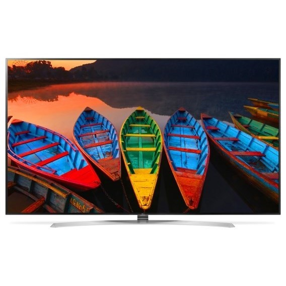 "LG Electronics LG LED 2016 Super UHD 4K Smart LED TV - 65"" Class - Item Number: 86UH9500"