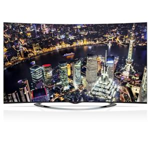 """LG Electronics LG OLED 2015 77"""" 4K UHD Smart 3D Curved OLED TV"""