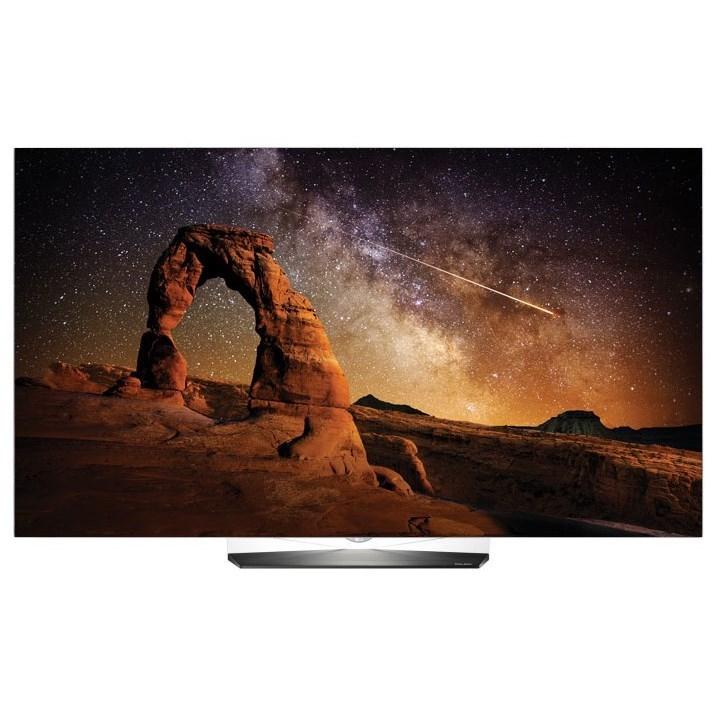"LG Electronics LG OLED 2016 B6 OLED 4K Smart TV - 55"" Class - Item Number: OLED55B6P"