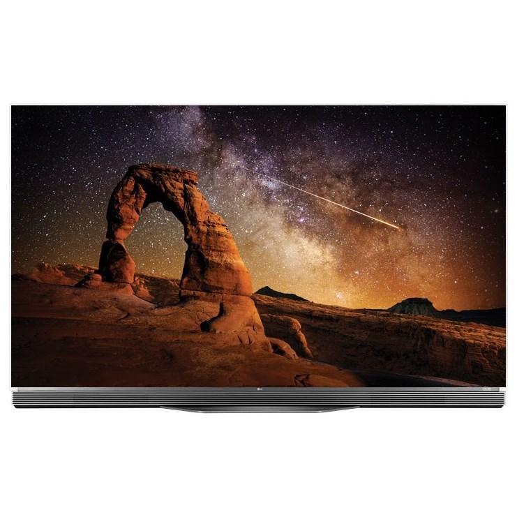 "LG Electronics LG OLED 2016 E6 OLED 4K Smart TV - 55"" Class - Item Number: OLED55E6P"