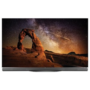 "LG Electronics LG OLED 2016 E6 OLED 4K Smart TV - 55"" Class"