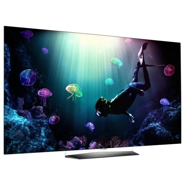 "LG Electronics LG OLED 2016 B6 OLED 4K Smart TV - 65"" Class - Item Number: OLED65B6P"