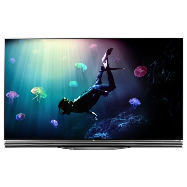 "LG Electronics LG OLED 2016 E6 OLED 4K Smart TV - 65"" Class - Item Number: OLED65E6P"