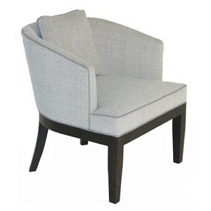 libby langdon for braxton culler libby langdon dresden chair - Libby Langdon Furniture