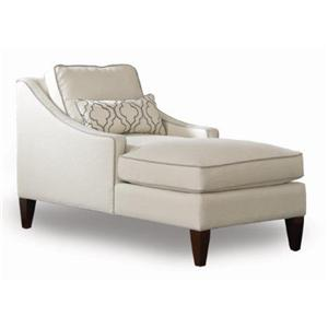 Libby Langdon Howell Chaise by Libby Langdon for Braxton Culler
