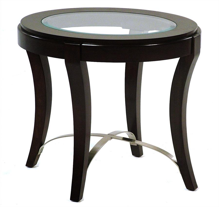 Liberty Furniture Avalon Oval End Table - Item Number: 505-OT2020