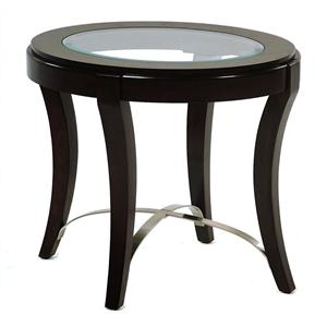 Liberty Furniture Avalon Oval End Table