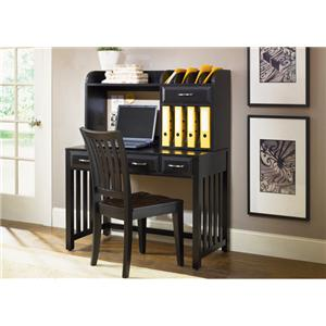 Liberty Furniture Hampton Bay  2pc Desk & Hutch