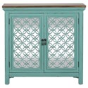 Liberty Furniture Kensington 2 Door Accent Chest - Item Number: 2011-AC3836