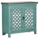 Liberty Furniture Kensington Transitional Accent Chest with 2 Doors