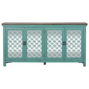 Liberty Furniture Kensington 4 Door Accent Chest