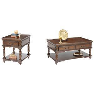 Vendor 5349 495 Occasional 3 Piece Occasional Tables
