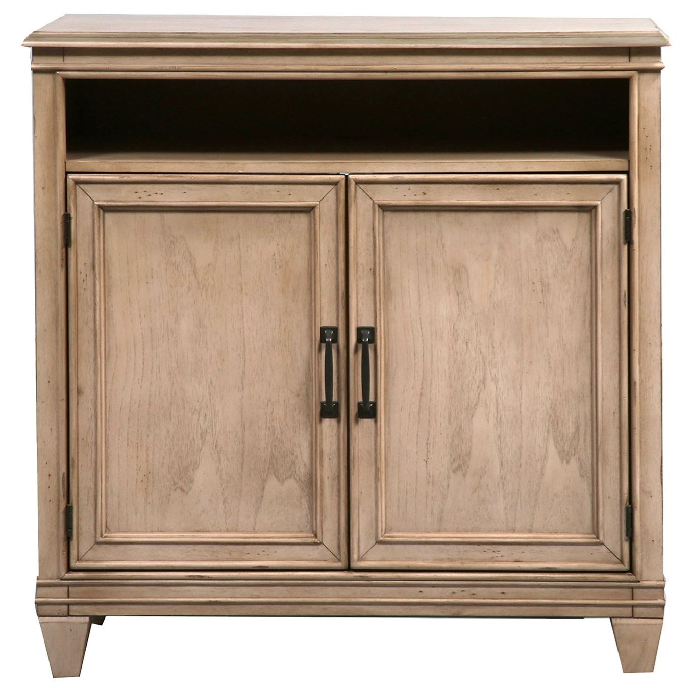 Liberty Furniture 573 Media Chest - Item Number: 573-BR45