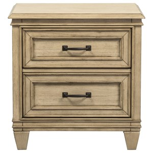 Liberty Furniture 573 2 Drawer Night Stand