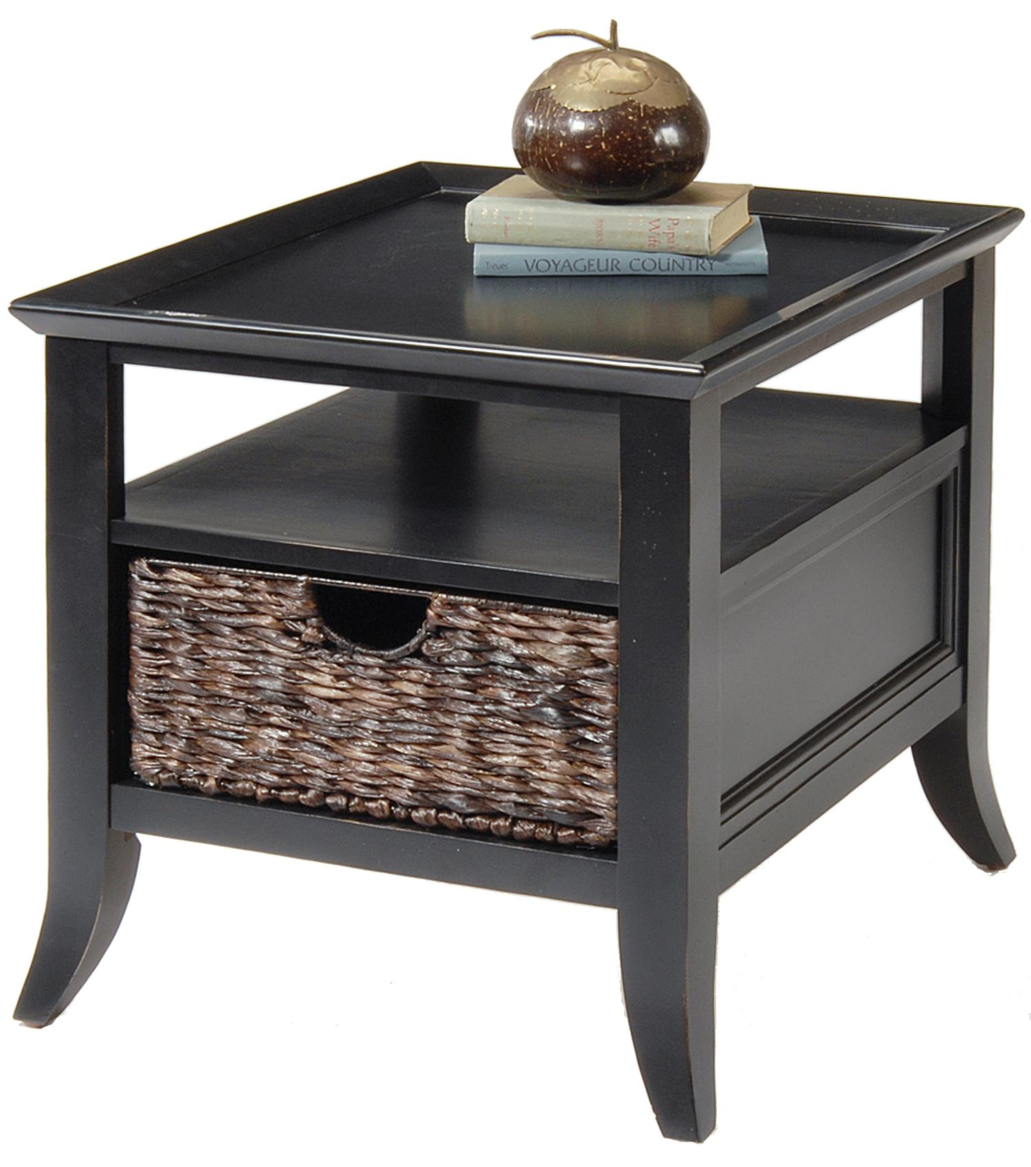 Liberty Furniture 915 Occasional End Table - Item Number: 915-OT1020