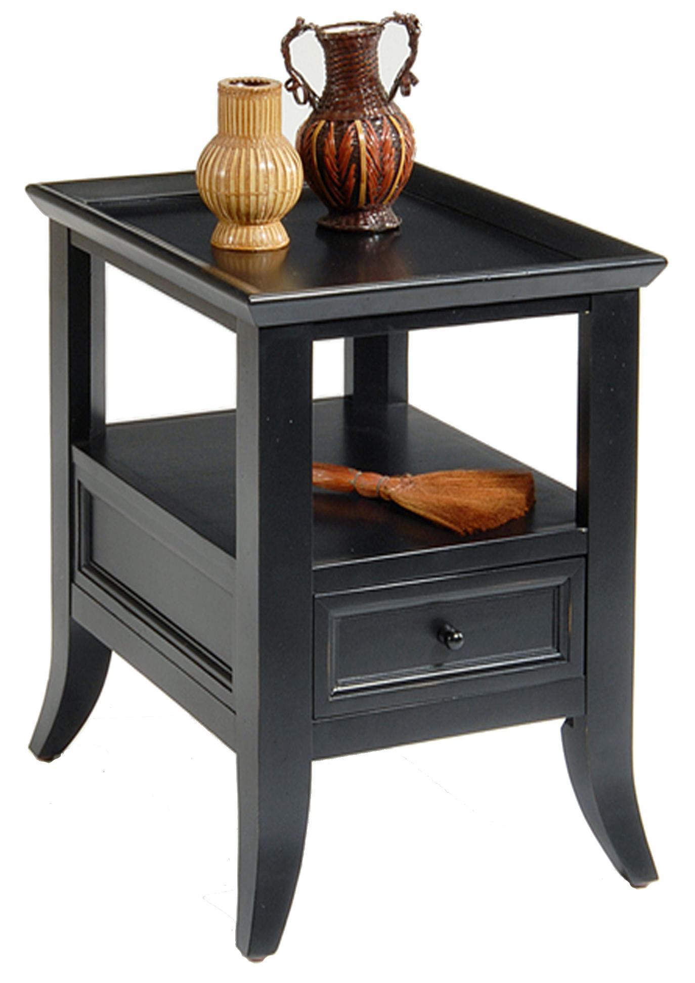Liberty Furniture 915 Occasional Drawer End Table - Item Number: 915-OT1021